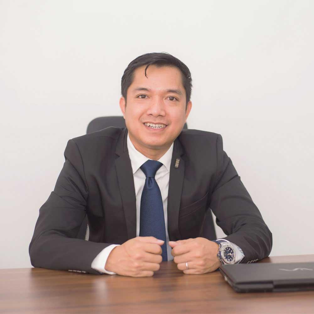 Cố vấn giáo dục du học Đài Loan OHA Taiwan - Tiến sĩ Trần Văn Đạt