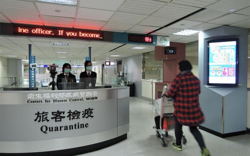 Bộ phận CDC luôn có mặt để hỗ trợ quá trình nhập cảnh Đài Loan cho bạn