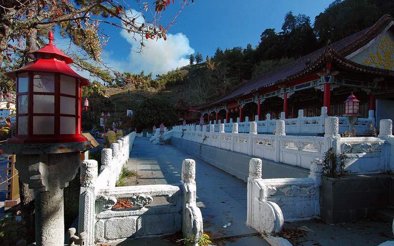 Hãy du lịch miền Trung Đài Loan vào mùa xuân, để chiêm ngưỡng hết vẻ đẹp thiên nhiên hữu tình của khu thắng cảnh quốc gia Tam Sơn