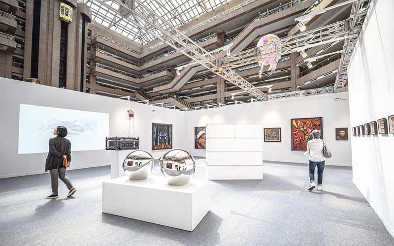 Hội chợ nghệ thuật đương đại Đài Bắc đáng mong chờ khi du lịch Đài Loan