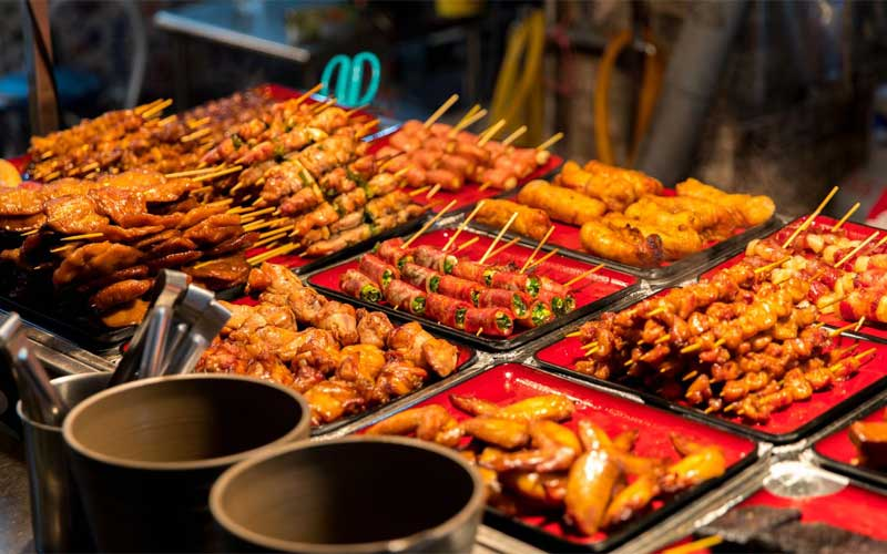 Du học sinh Việt Nam ở Đài Loan trải nghiệm ẩm thực