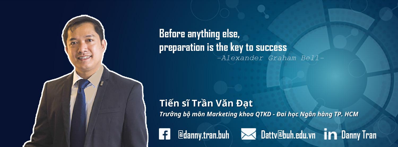 Cố vấn giáo dục OHA Taiwan - Tiến sĩ Trần Văn Đạt