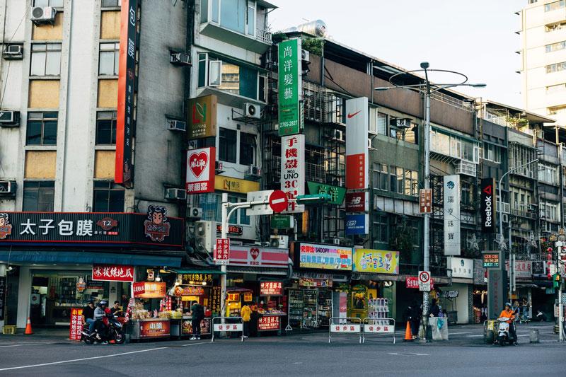 Chi phí du học Đài Loan so với một số nước châu Á