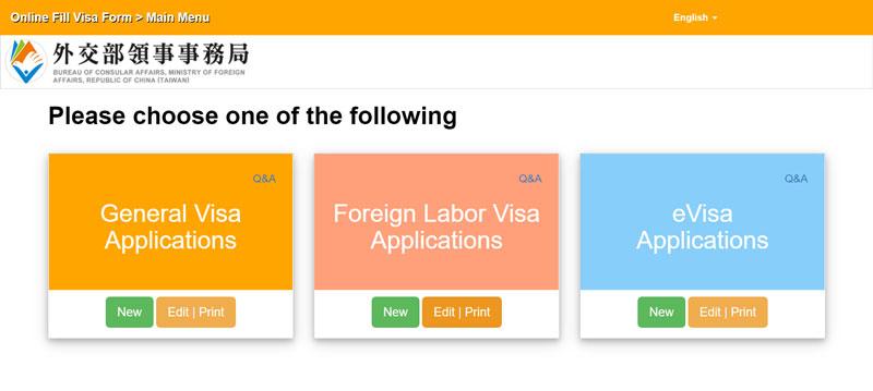 Các bước hoàn tất mẫu đơn xin visa du học Đài Loan