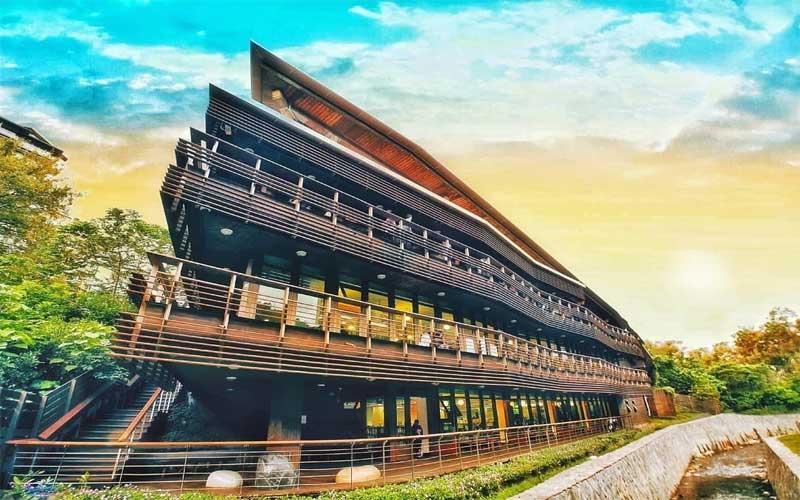 Cuộc sống du học sinh Đài Loan tới thư viện Beitou