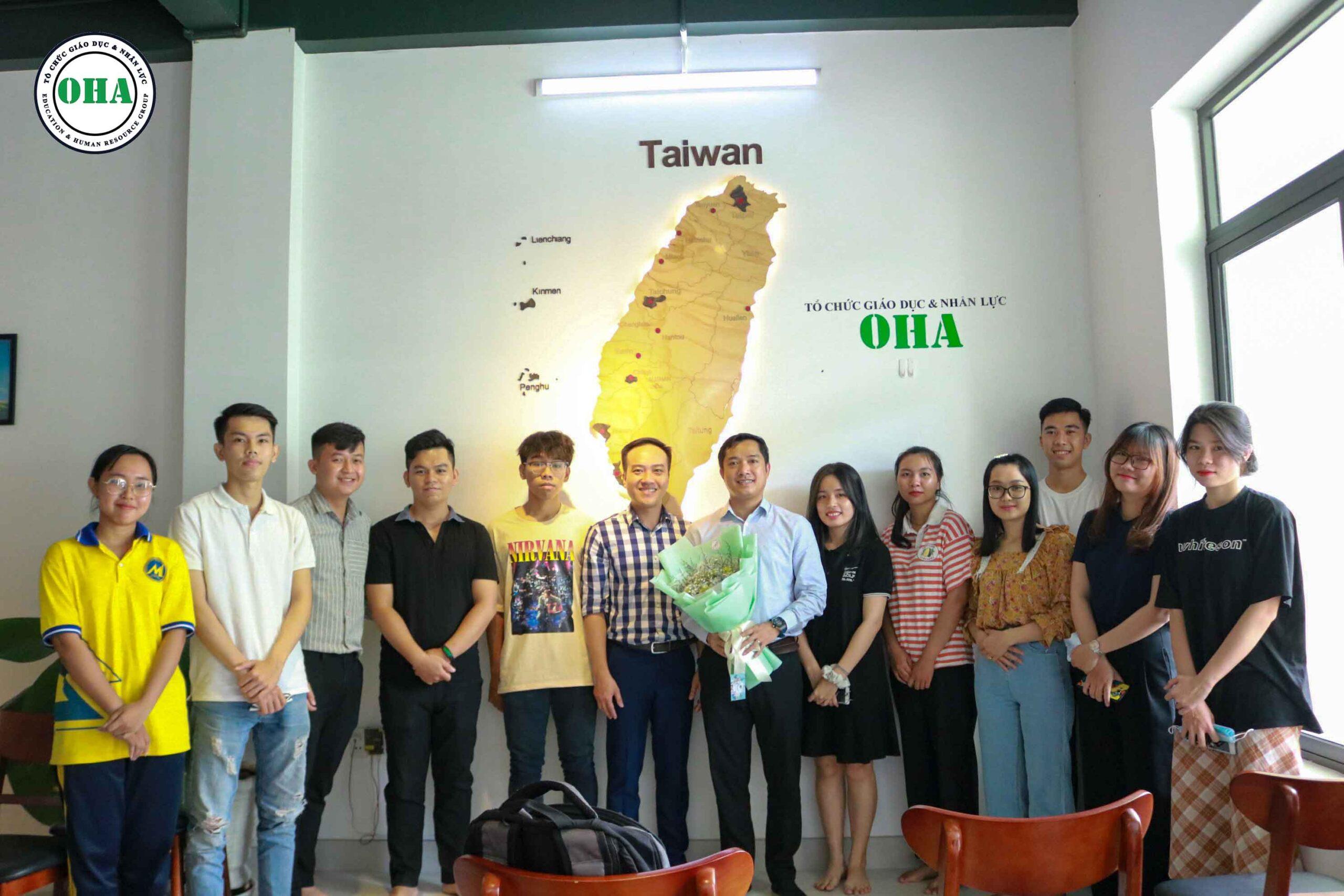 Các trung tâm du học Đài Loan uy tín tại miền Nam