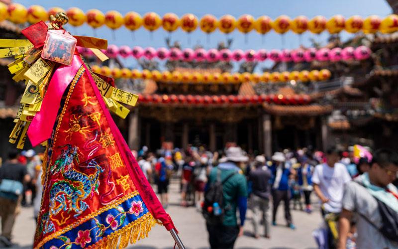 Du lịch Đài Loan dịp Tết với lễ hội Thánh địa Mã Tổ