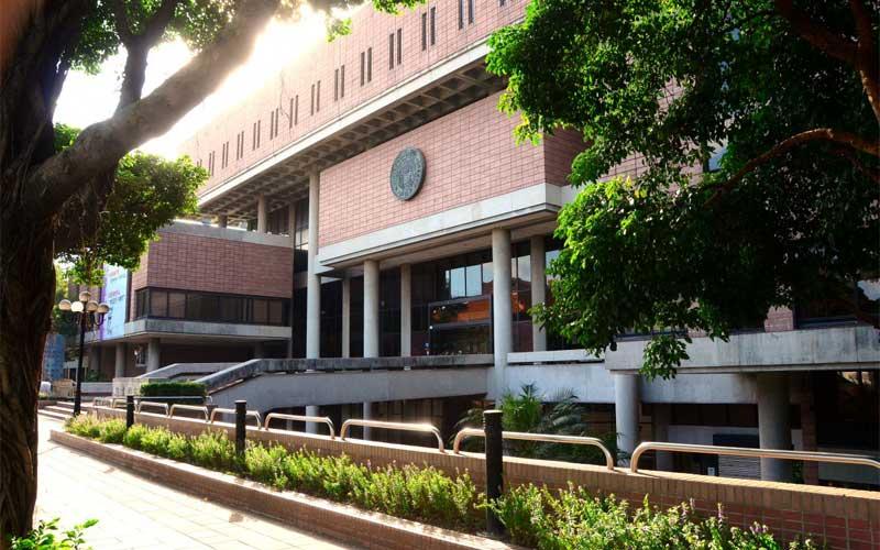 Cuộc sống du học sinh Đài Loan lui tới thư viện Quốc gia Đài Bắc