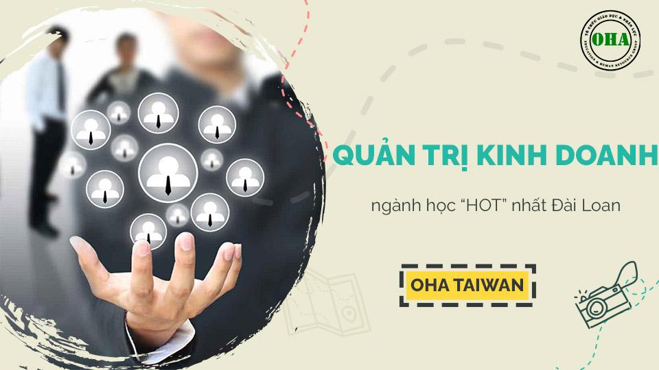 Du học Đài Loan ngành Quản trị kinh doanh