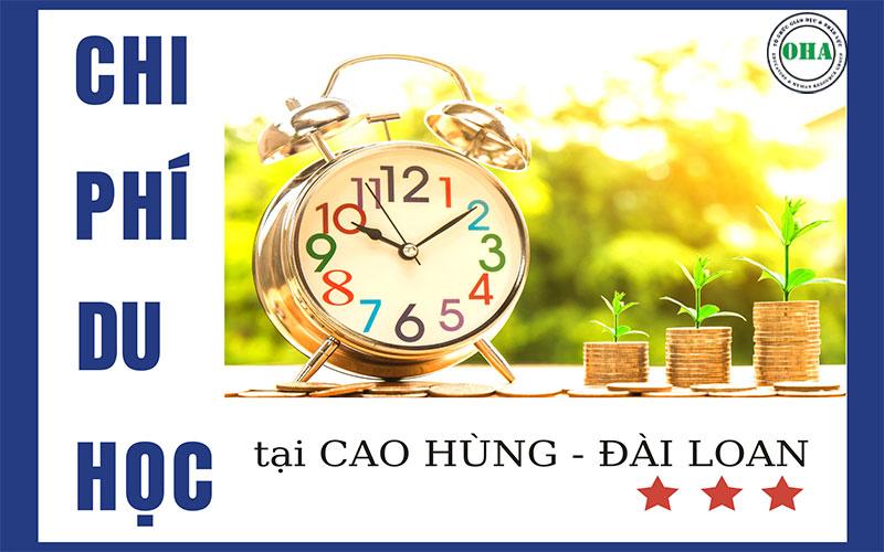 Toàn bộ chi phí du học Đài Loan tại Cao Hùng