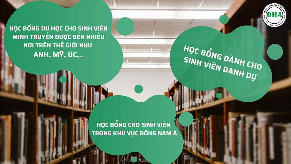 Chính sách học bổng hấp dẫn dành cho học sinh du học Đài Loan