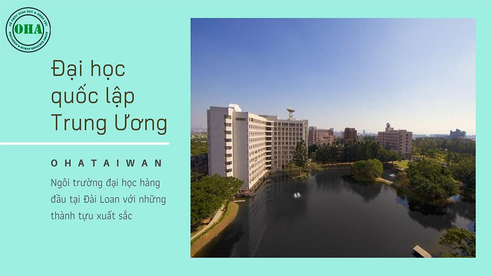 NCU có ưu điểm gì hấp dẫn sinh viên du học Đài Loan?