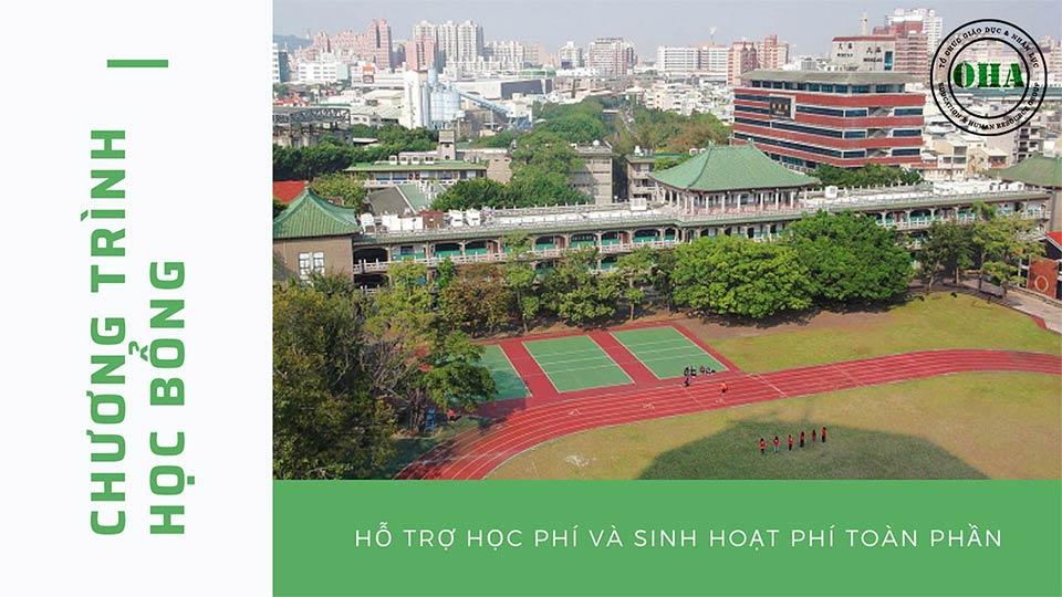 Chính sách học bổng của trường Đại học Ngoại ngữ Văn Tảo