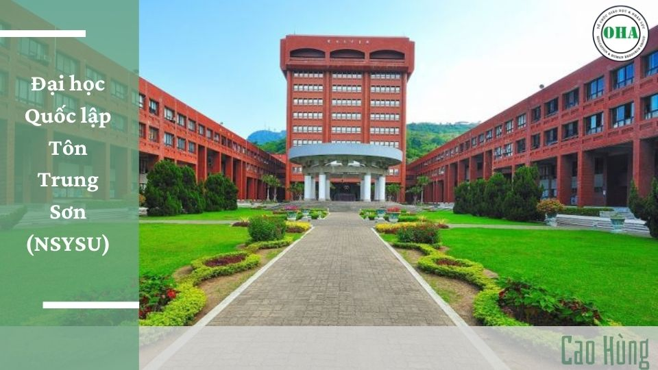 Du học Đài Loan ngành Quản trị kinh doanh tại Đại học Quốc lập Tôn Trung Sơn (NSYSU)