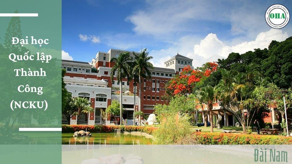 Du học Đài Loan ngành Quản trị kinh doanh tại Đại học Quốc lập Thành Công (NCKU)