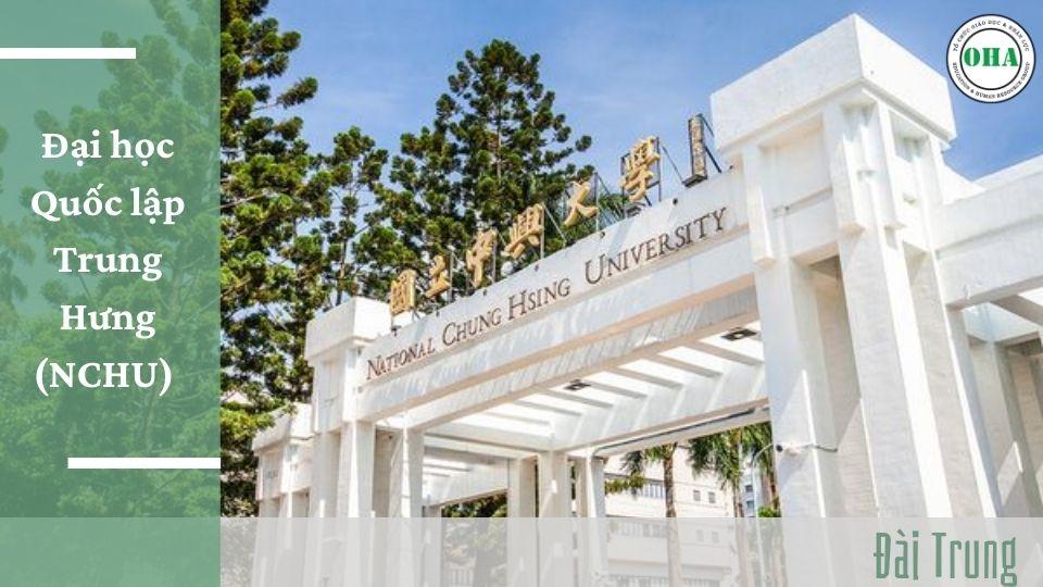 Du học Đài Loan ngành Quản trị kinh doanh tại Đại học Quốc lập Trung Hưng (NCHU)
