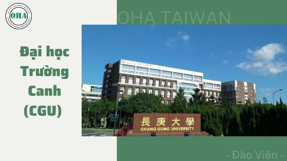 Du học Đài Loan ngành Y tại Đại học Trường Canh (CGU)