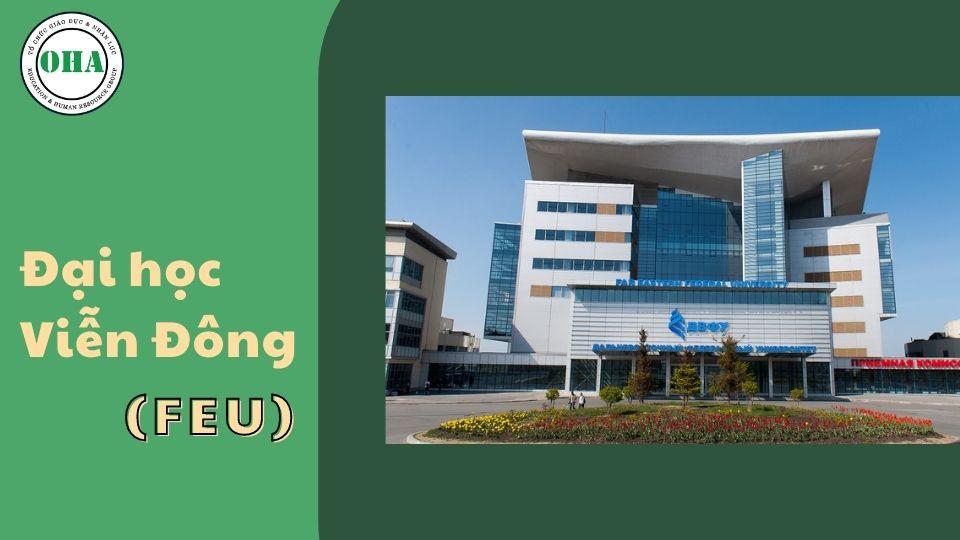 Du học Đài Loan ngành Logistics tại Đại học Viễn Đông (FEU)