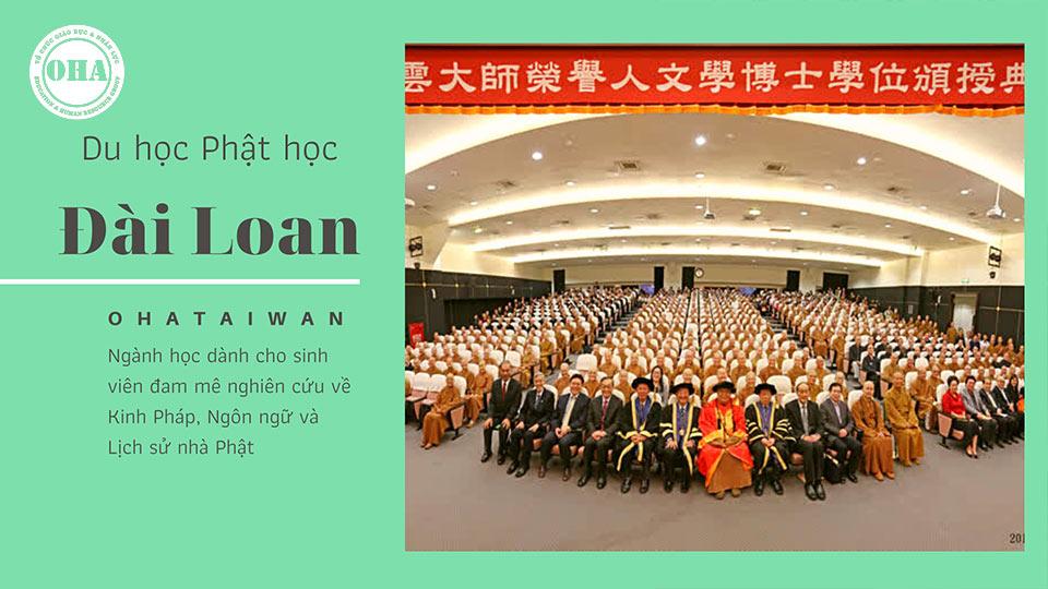 Những điểm nỗi bật về nền Phật giáo tại Đài Loan