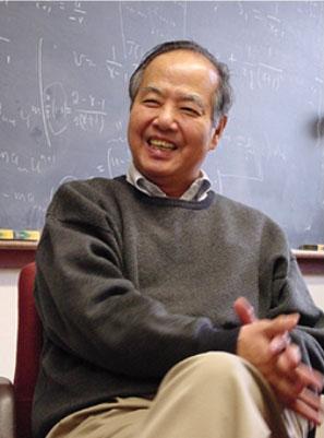 Li Zhengdao (Tsung-Dao Lee)