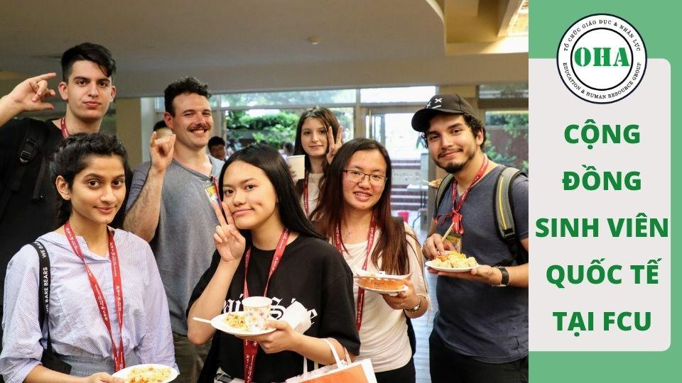 Đại học Phùng Giáp - Môi trường giao lưu văn hóa