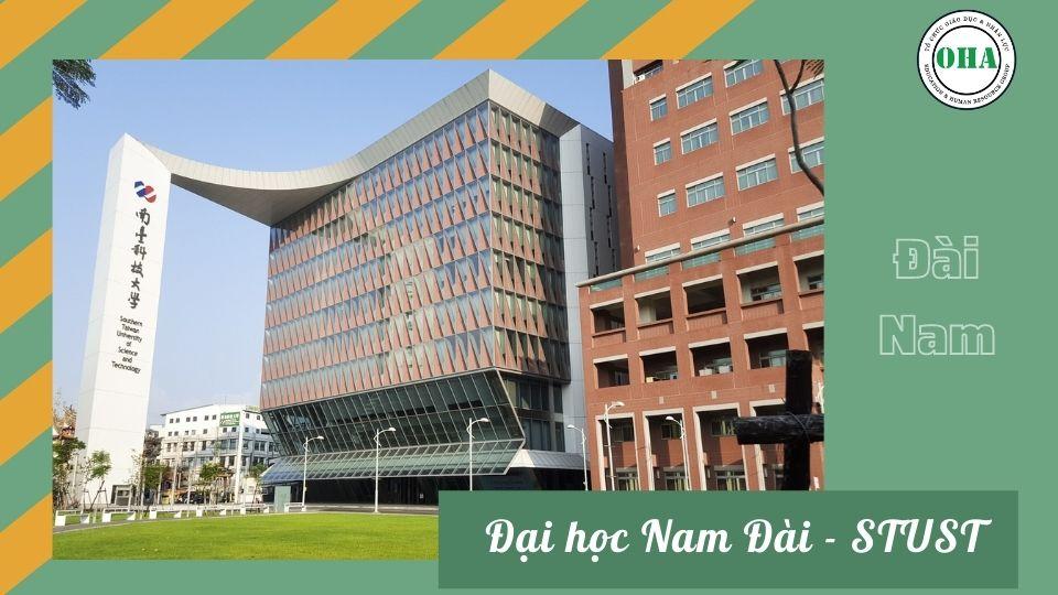 Du học Đài Loan ngành Công nghệ thông tin cùng Đại học Nam Đài - STUST (Đài Nam)