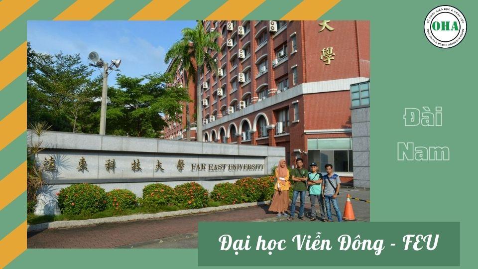 Du học Đài Loan ngành Công nghệ thông tin cùng Đại học Viễn Đông - FEU