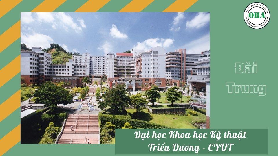 Du học Đài Loan ngành Công nghệ thông tin cùng CYUT