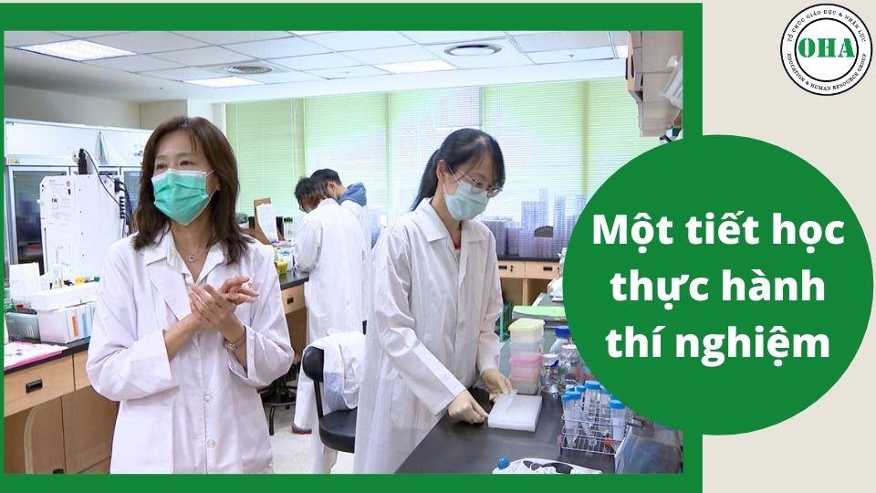 Đại học Trường Canh Đài Loan khuyến khích sinh viên học tập với những phần học bổng du học Đài Loan giá trị